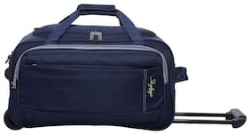 Skybags Unisex Polyester Zipper Luggage & Trolley Bags Blue