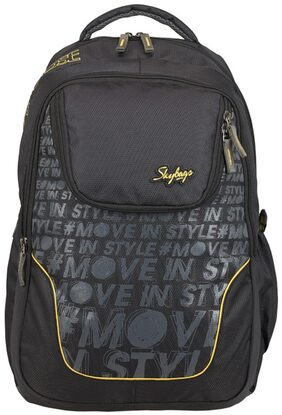 SKYBAGS VADER 2 LAPTOP BACKPACK BLACK