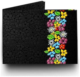Snooky Women Synthetic Wallet - Black