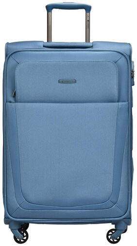 SONNET ALLURE Cabin Luggage - 22 inch (Blue)