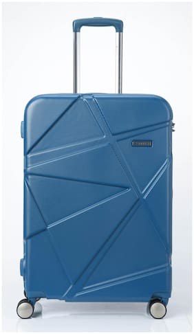 SONNET SHARP Check-in Luggage - 26 inch (Blue)