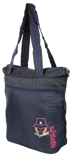 Spectrum Group Washable & Padded 3 Pockets Tote Bag. Dimensions 38x44x18 cm;Wt. 230 G Only.