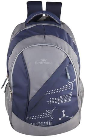 SUPER WORLD Laptop Backpack