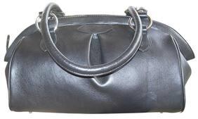 Stylogy Milla Black Leather Handbag