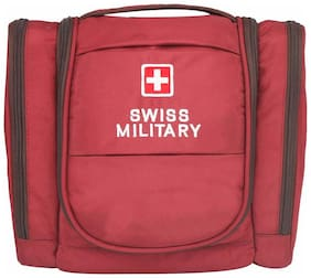 Swiss Military Red Toiletry Bags (TB5)