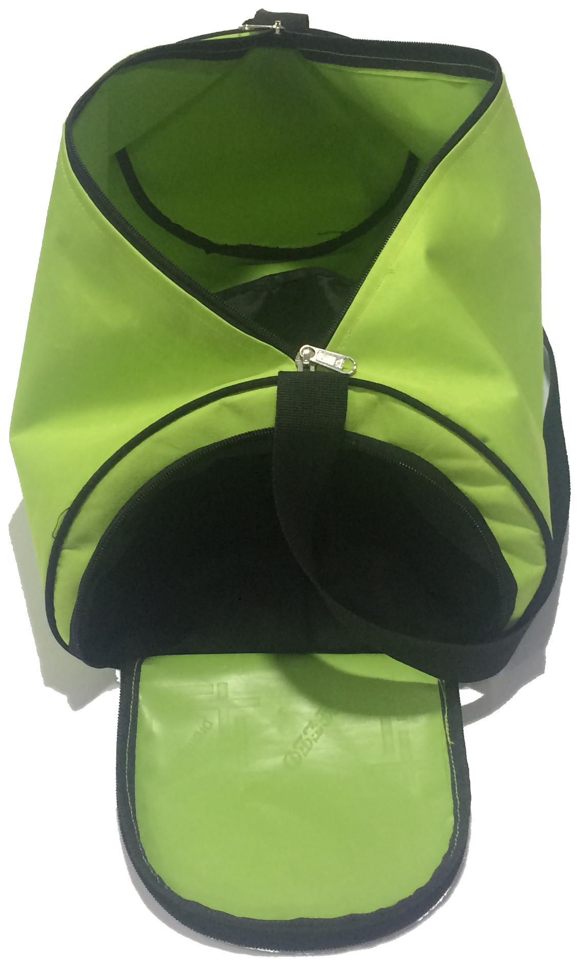 fd5a3bfa53 Buy Sybag Nylon Men Gym Bag - Green Online at Low Prices in India -  Paytmmall.com