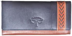 Tamanna Women Tan Leather Wallet