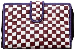 Tamanna Women Leather Wallet - Multi