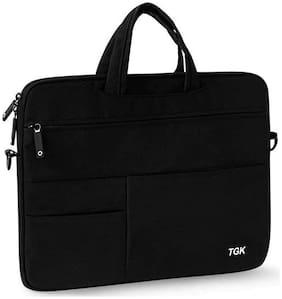 TGK Waterproof Laptop briefcase & Laptop messenger bag [ Up to 15 inch Laptop]