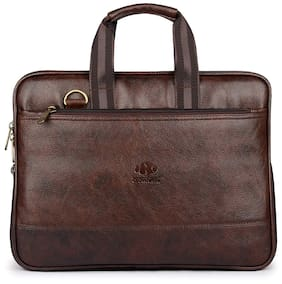 The Clownfish Waterproof Laptop briefcase [ Up to 12 inch Laptop]