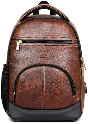 The Clownfish Fusion 27 litres Laptop Backpack for 15.6 Inch Laptops