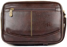Travel Pouch ( Brown )