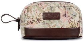 Toiletry Bag ( Beige )