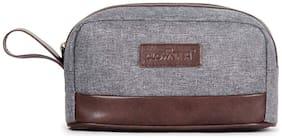 Toiletry Bag ( Grey )