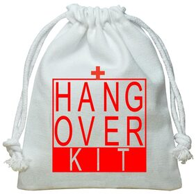 The Crazy Me Hangover Kit/Pouch