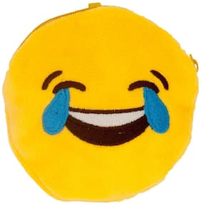The Crazy Me Emoji ROFL Pouch (Small) Set of 2
