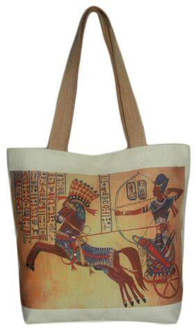 The House of Tara Women Canvas Tote Bag - Multi