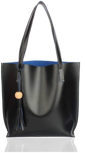 The Mini Needle Black Tote Bag