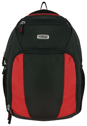TIMUS FLYER 18CM RED LAPTOP BACKPACK FOR TRAVEL - SB