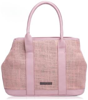 Small Satchel ( Pink )