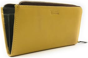 TRUE BOVINE Leather Clutch for Women