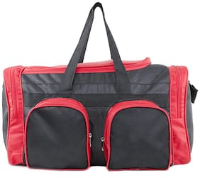 TT BAGS Travel COLLECTION RED Duffel Bag