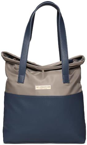 Regular Shoulder Bag ( Blue )
