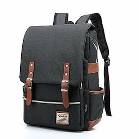 Unisex Professional slim Business laptop backpack Feskin Fashion Casual Durable