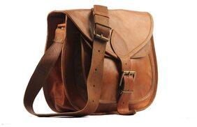 Urban Dezire Women Solid Leather - Sling Bag Multi