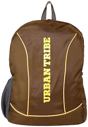 Urban Tribe Green Waterproof Polyester Backpack