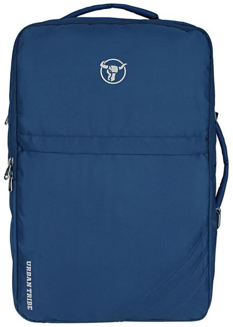 Urban Tribe Airborne 30 Litres Navy Blue Laptop Backpack Cum Suitcase