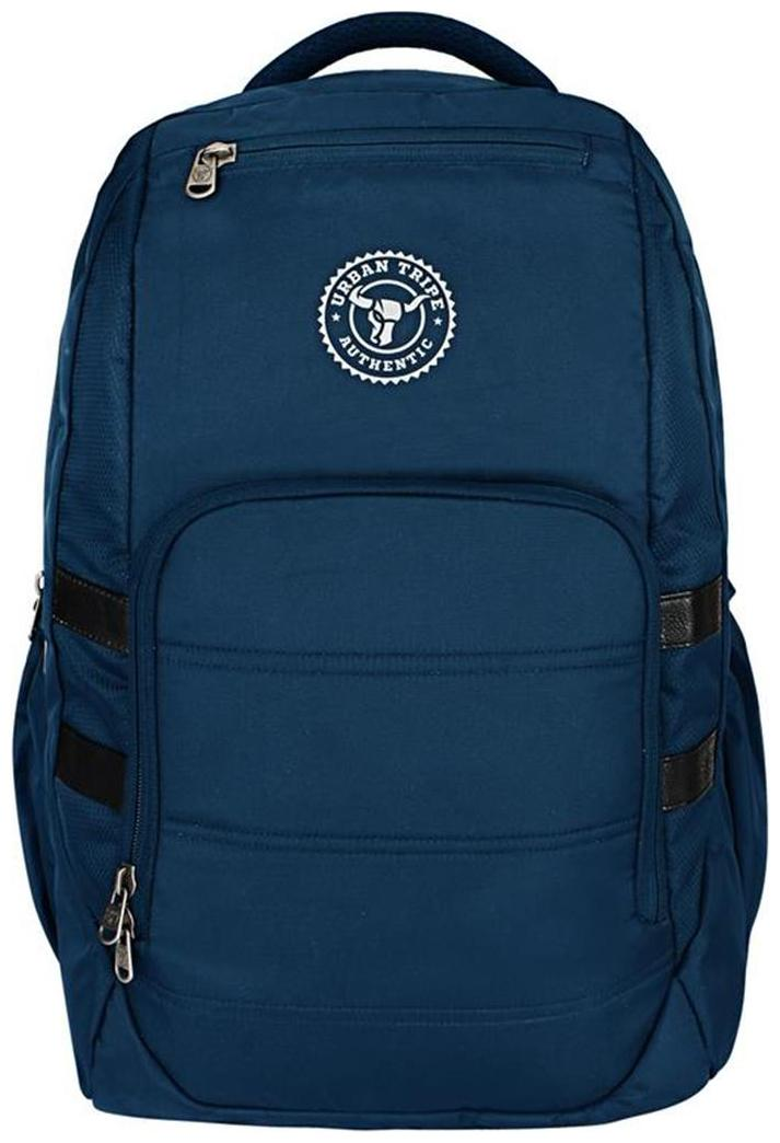 Urban Tribe Accelerator Executive Ride Ready Laptop Backpack  30 Litres  Navy Blue