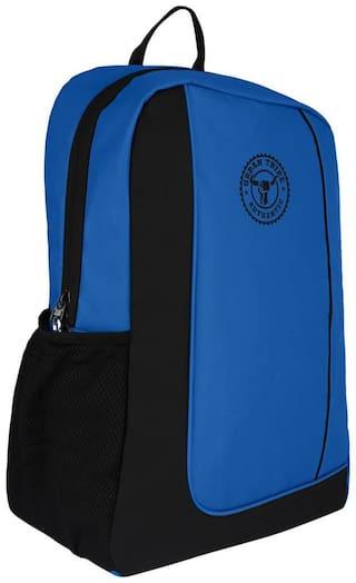 Urban Tribe Black Polyester Backpack