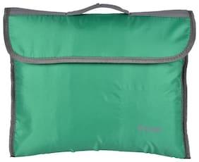 Verage Green Polyester Laptop Backpack