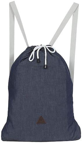 Versatyl Cotton Men Gym Bag - Blue