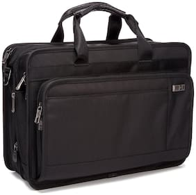 Victorinox Architecture 3.0 Parliament 17 Expandable Overnight Brief With Removable Laptop Sleeve