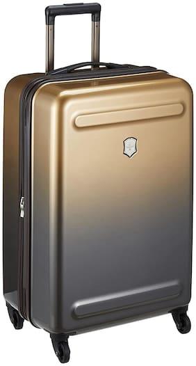 Victorinox Etherius Medium Size Hard Luggage Bag ( Brown , 4 Wheels )