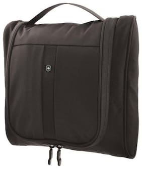 Victorinox Lifestyle Accessories 4.0 Hanging Cosmetic Case Toiletry Kit With Essentials Organizer