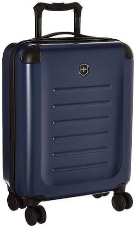 Victorinox Cabin Size Hard Luggage Bag - Blue , 4 Wheels