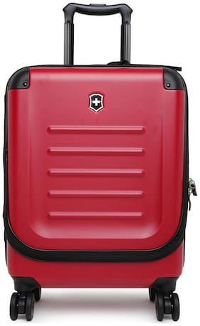 Victorinox Large Size Hard Luggage Bag - Red , 4 Wheels