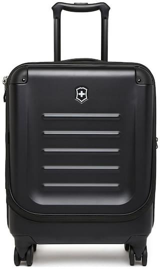 Victorinox Large Size Hard Luggage Bag - Black , 4 Wheels