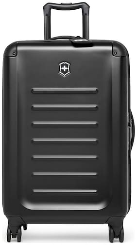 Victorinox Large Size Hard Luggage Bag - Black , 4 Wheels