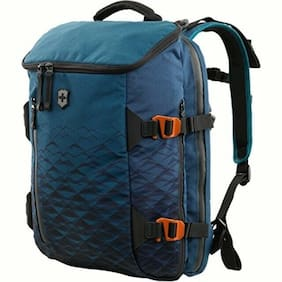 Victorinox Vx Touring Laptop Backpack 15, Dark Teal One Size