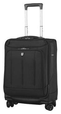 Victorinox Large Size Hard Luggage Bag ( Black , 4 Wheels )