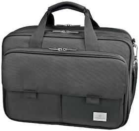 Victorinox Werks Professional Executive 17 Expandable Laptop Case With Tablet Or eReader Pocket
