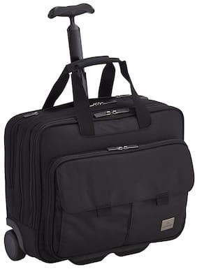 Victorinox Werks Professional Strategist Wheeled Laptop Case With Monopole And Tablet / eReader Pocket