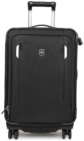 Victorinox Large Size Soft Luggage Bag - Blue , 4 Wheels