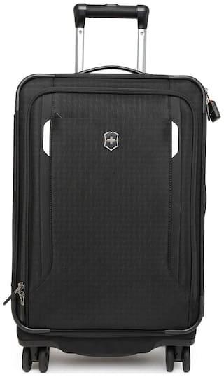 Victorinox Large Size Soft Luggage Bag - Blue , 4 Wheels