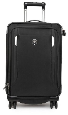 Victorinox Werks Traveler 5.0 22'' Dual-Caster U.S. Carry-On Expandable Cabin Luggage