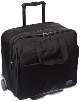 Victorinox Werks Professional Officer 17 Expandable Overnight Wheeled Case With Tablet Or eReader Pocket